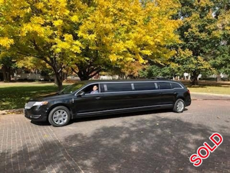 Used 2013 Lincoln MKT Sedan Stretch Limo Executive Coach Builders - Amarillo, Texas - $49,985