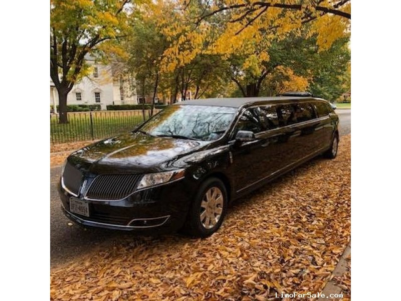 Used 2013 Lincoln Mkt Sedan Stretch Limo Executive Coach