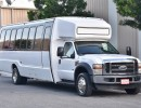 2008, Ford F-550, Mini Bus Limo, Krystal