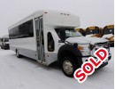 Used 2015 Ford F-550 Mini Bus Shuttle / Tour Starcraft Bus - Kankakee, Illinois - $52,000