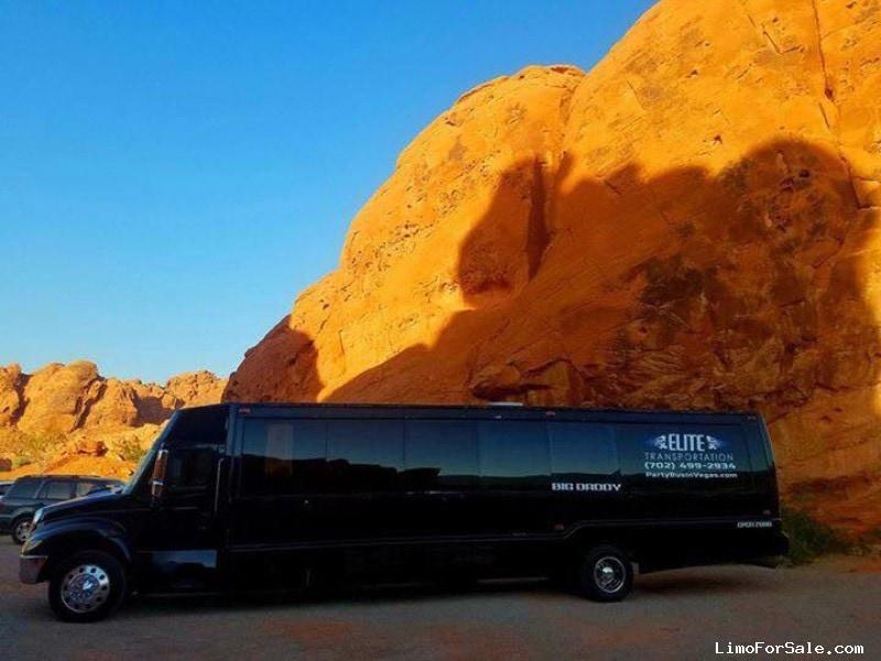 Used 2004 International 3400 Mini Bus Limo Krystal, Nevada - $30,000