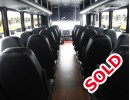 Used 2013 IC Bus HC Series Mini Bus Shuttle / Tour Starcraft Bus - Kankakee, Illinois - $37,000
