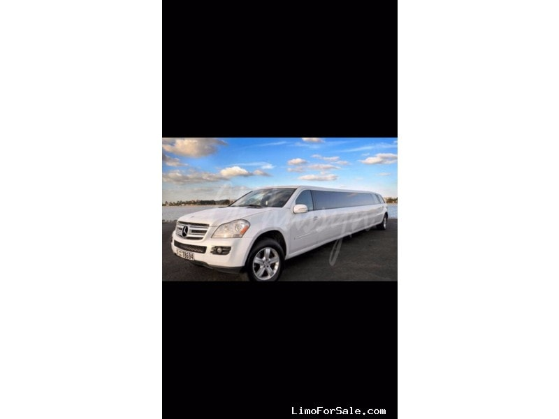 Used 2007 Mercedes-Benz GL class SUV Stretch Limo EC Customs - dubai - $29,999
