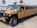 2008, Hummer H2, SUV Stretch Limo, EC Customs
