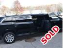 Used 2015 Lincoln MKT Sedan Stretch Limo Royale - Haverhill, Massachusetts - $49,900