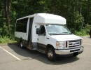 2014, Ford E-450, Van Shuttle / Tour, Turtle Top