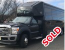 2013, Ford F-550, Mini Bus Limo, Battisti Customs