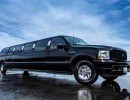 2003, Ford Excursion XLT, SUV Stretch Limo, Executive Coach Builders