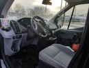 Used 2015 Ford Transit Van Limo Detroit Custom Coach - Redford, Michigan - $55,000