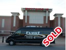 Used 2012 Mercedes-Benz Sprinter Mini Bus Limo First Class Coachworks - Wilmington, North Carolina    - $40,000
