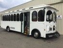 2015, Ford F53 Class A Chassis, Trolley Car Limo