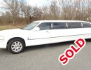 2008, Lincoln Town Car, Sedan Stretch Limo, Federal