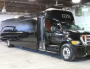 2014, Ford F-750, Mini Bus Shuttle / Tour, Tiffany Coachworks