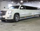 2015, Cadillac Escalade, SUV Stretch Limo, Tiffany Coachworks