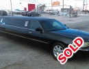 2010, Lincoln Town Car, Sedan Stretch Limo, Krystal