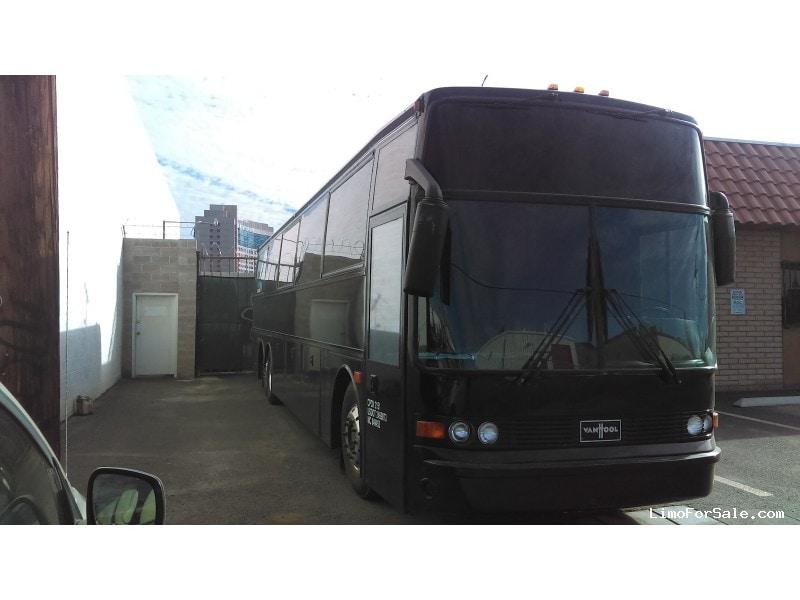 Used 1990 Van Hool M11 Motorcoach Limo  - LAS VEGAS, Nevada - $41,000