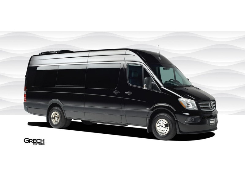 New 2017 Mercedes-Benz Sprinter Van Shuttle / Tour Grech Motors - Riverside, California