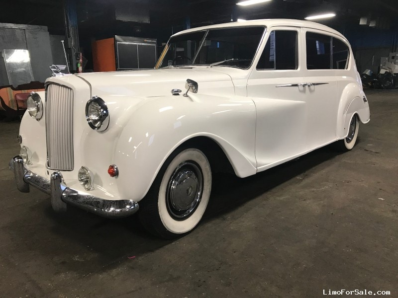 Used 1968 Rolls-Royce Austin Princess Antique Classic Limo  - TOTOWA, New Jersey    - $27,500