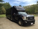 Used 2012 Ford F-550 Mini Bus Limo Executive Coach Builders - Everett, Massachusetts - $63,000