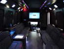 Used 2012 Ford F-550 Mini Bus Limo Executive Coach Builders - Everett, Massachusetts - $59,500