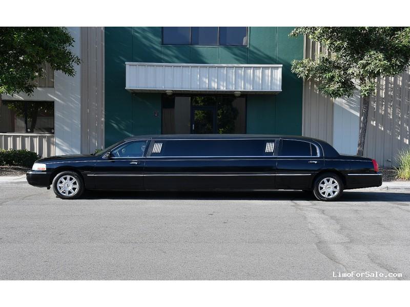 Used 2008 Lincoln Sedan Stretch Limo Krystal - Fontana, California - $15,995
