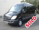 2012, Mercedes-Benz, Van Shuttle / Tour