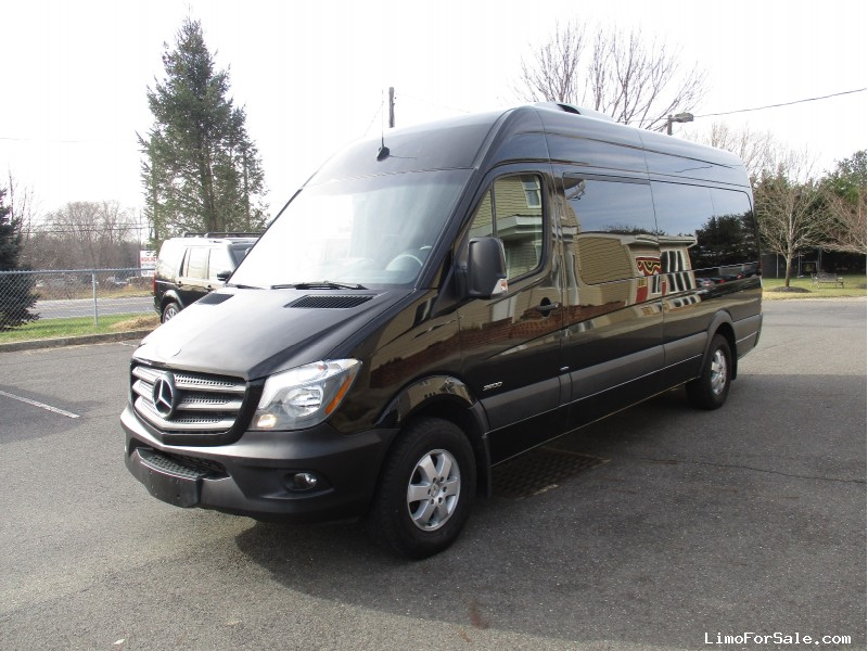 Used 2016 Mercedes-Benz Van Limo  - Southampton, New Jersey    - $42,995
