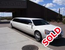 2006, Cadillac, Sedan Stretch Limo, Tiffany Coachworks