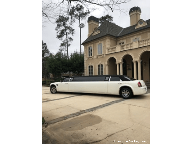 Used 2007 Chrysler Sedan Stretch Limo Springfield - Madisonville, Louisiana - $22,500