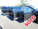 2014, Lincoln, Sedan Stretch Limo, Executive Coach Builders