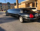 2011, Lincoln, Sedan Stretch Limo, Tiffany Coachworks