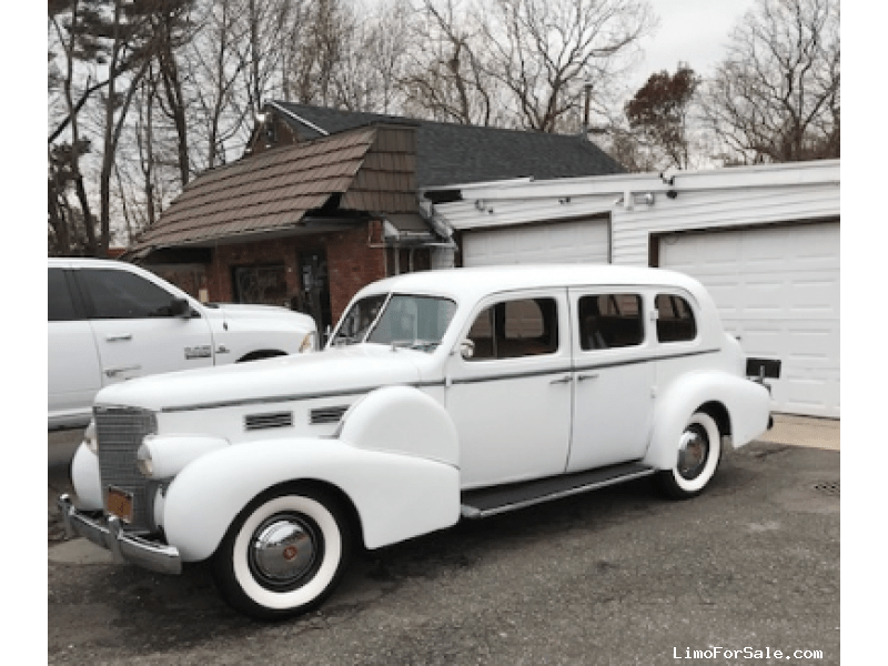Used 1938 Cadillac Antique Classic Limo  - Medford, New York    - $39,900