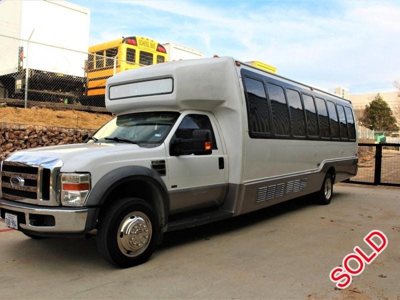 Used 2008 Ford Mini Bus Shuttle / Tour Krystal - Carrollton, Texas - $25,000
