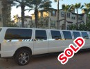 Used 2000 Ford SUV Stretch Limo  - Buena Park, California - $7,000