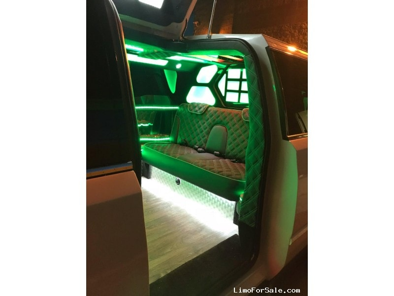 Used 2017 Cadillac SUV Stretch Limo Classic Custom Coach - corona, California - $98,000