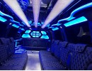 2017, Cadillac, SUV Stretch Limo, Classic Custom Coach