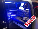 Used 2017 Cadillac SUV Stretch Limo Classic Custom Coach - corona, California - $89,000
