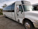 2006, International 3400, Mini Bus Limo, Krystal