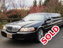 2004, Lincoln, Sedan Stretch Limo