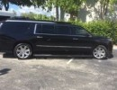 2015, Cadillac Escalade, SUV Limo, Executive Coach Builders