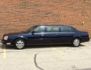 2004, Cadillac, Funeral Limo, Federal