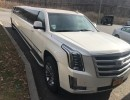 Used 2015 Cadillac SUV Stretch Limo Lime Lite Coach Works - mahopac, New York    - $81,500