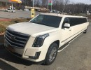 2015, Cadillac, SUV Stretch Limo, Lime Lite Coach Works