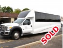 2014, Ford, Mini Bus Shuttle / Tour, Grech Motors