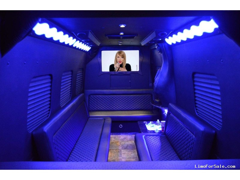 New 2018 Mercedes-Benz Sprinter Van Limo  - Alva, Florida - $76,900