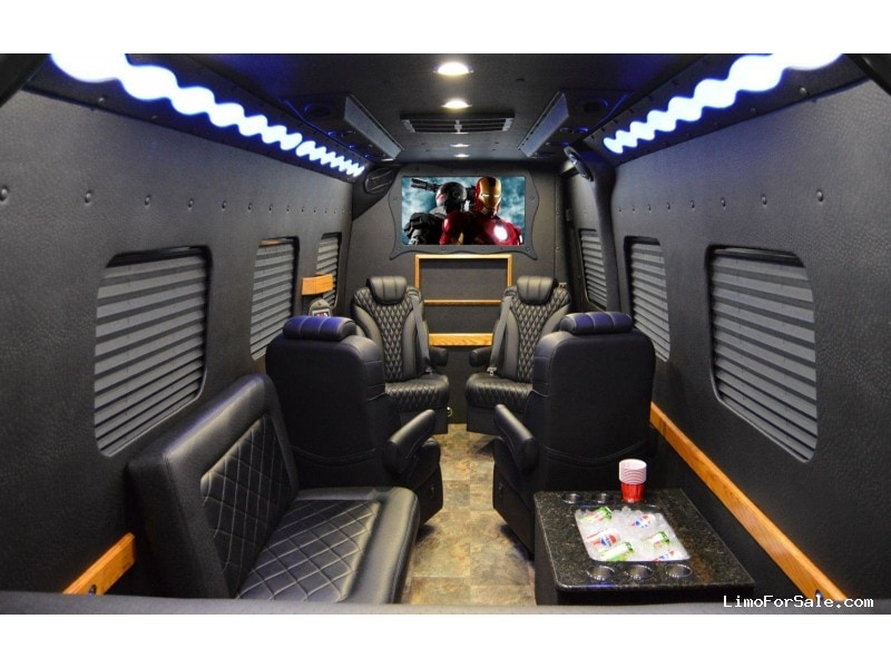 New 2018 Mercedes-Benz Van Limo  - Alva, Florida - $99,900