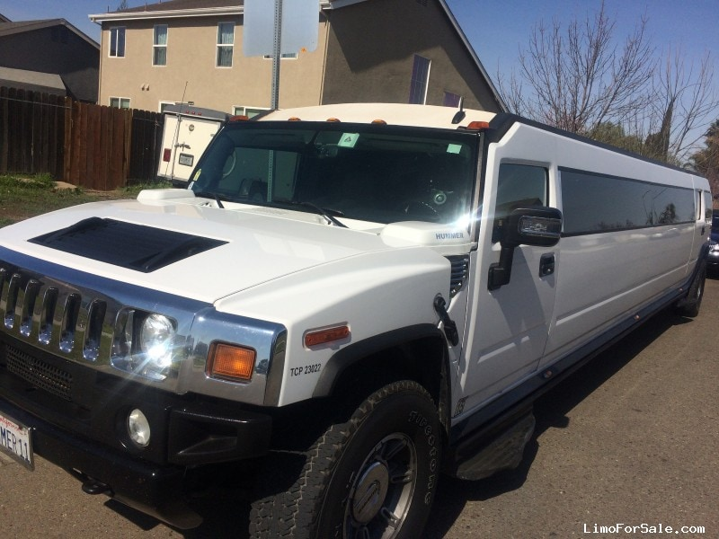 Used 2006 Hummer SUV Limo  - Patterson, California - $39,000