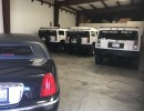 Used 2003 Hummer SUV Limo Pinnacle Limousine Manufacturing - Patterson, California - $29,000
