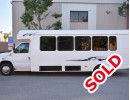 Used 2013 Ford Mini Bus Limo Starcraft Bus - Fontana, California - $38,995