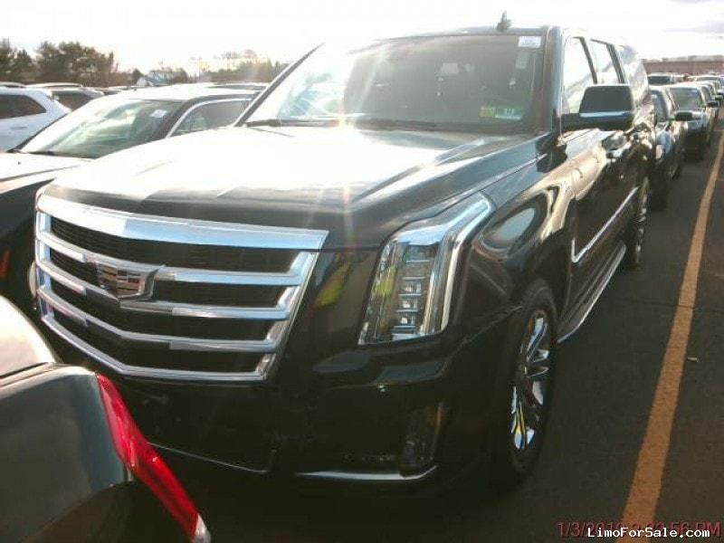 Used 2016 Cadillac Sedan Limo  - Manville, New Jersey    - $24,000